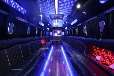 best party bus mississauga